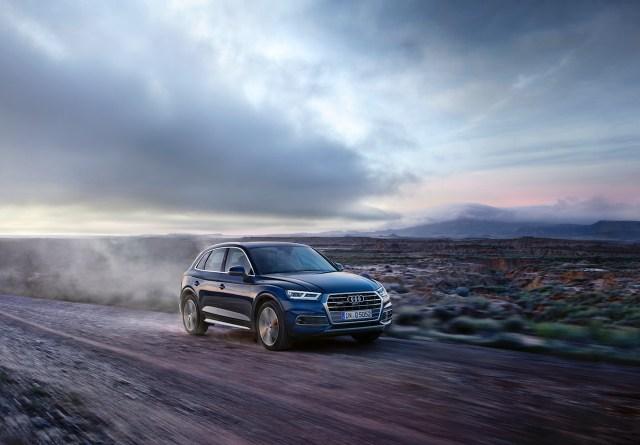 Der neue Audi Q5