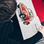 Bei Kaffee und Kuchen : VW Käfer – Das Buch