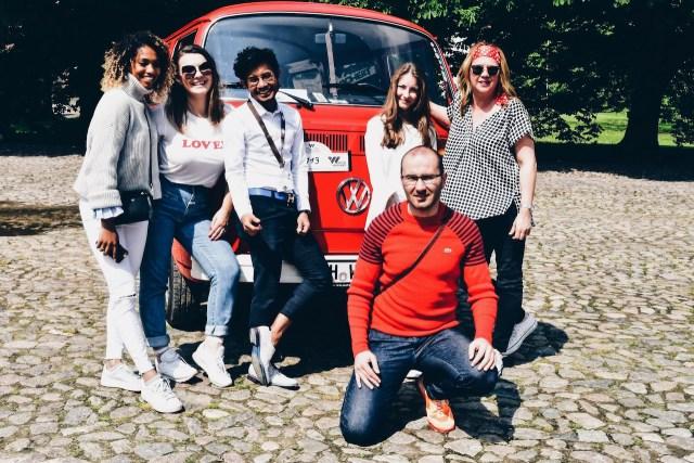auto wichert classic car rallye 2017