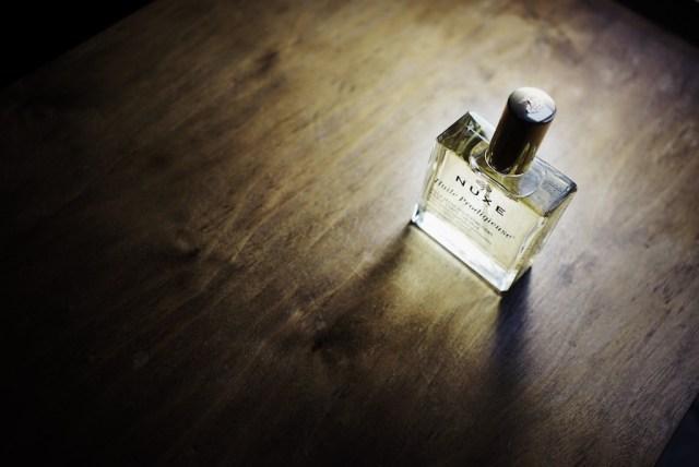 nuxe : huile prodigieuse