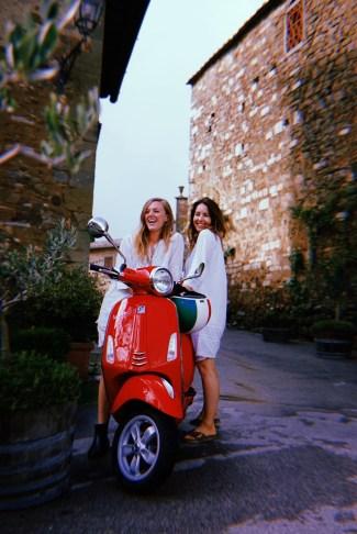 Ciao Bella : Vespa Tour