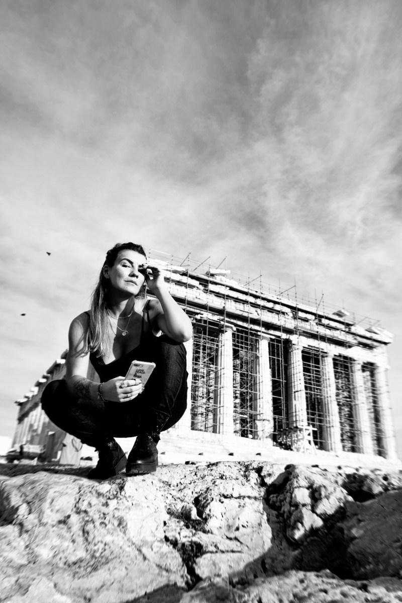 Channeling Artemis : eine Reise zu meiner Stärke