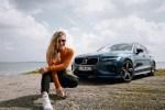 Volvo V60 T6 : R DESIGN
