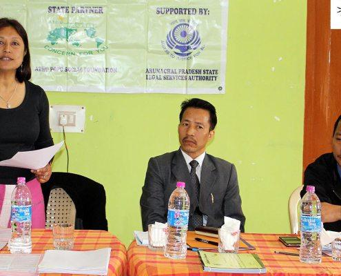 Impulse Model, Prevention | Paralegal Volunteer Training, Arunachal Pradesh