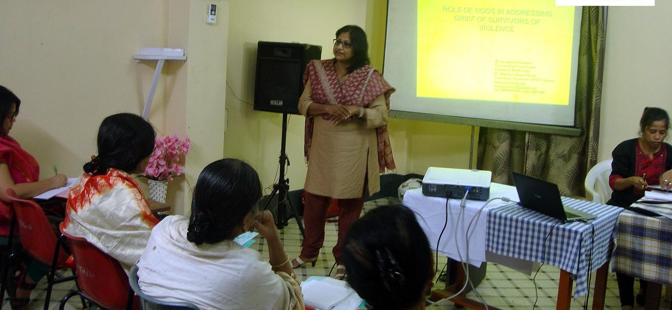Sangeeta Goswami - Psychologist Mental and Intellectual Need Development.