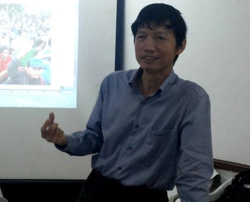 Capacity Building Myanmar Media Phase 2 16