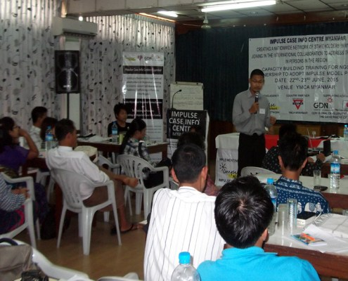 Capacity Building Myanmar Media Phase 2 5-