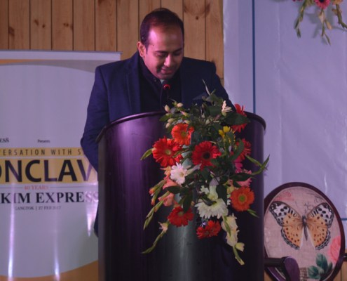 In Conversation with Sikkim Conclave 13