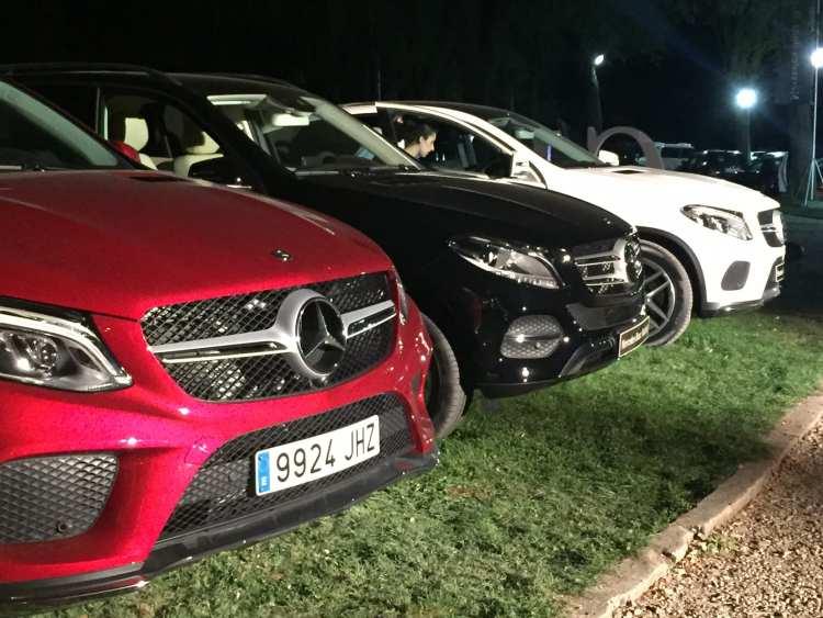 Mercedes GLEC y GLE