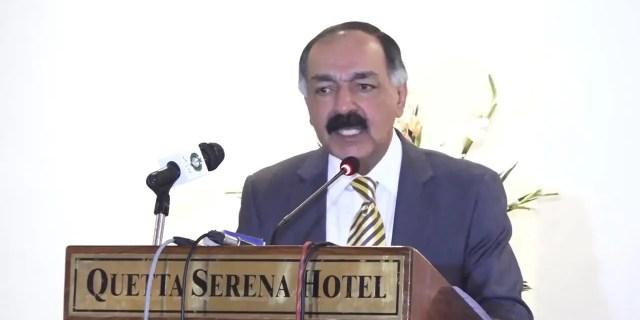 پاکستان کوسٹ گارڈز ملک کی ایک اہم فورس ہے،گورنر بلوچستان
