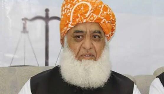 استعفے ایٹم بم کی طرح استعمال کرنے کی بات کہیں نہیں ہوئی، مولانا فضل الرحمن