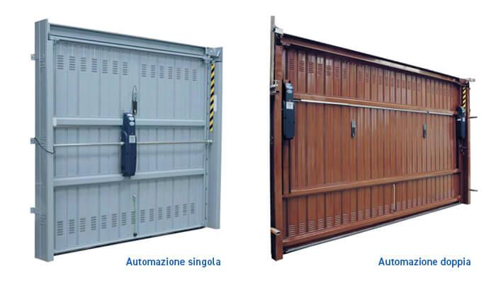 porta automatica