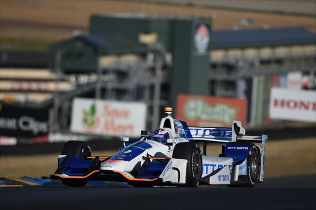 Por tercera vez, Dixon podría coronarse con autos propulsados por Honda (FOTO: Chris Owens/INDYCAR)