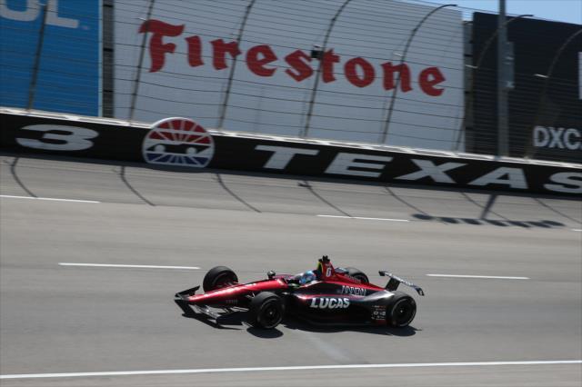 ¿Cómo influirán los neumáticos en la carrera? FOTO: Chris Jones/IMS, LLC Photo