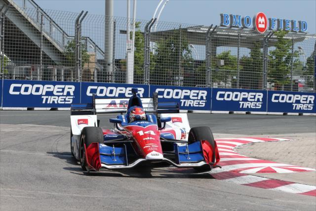 Muñoz continúa con el avance en el desarrollo del kit Chevrolet (FOTO: Chris Jones/INDYCAR)