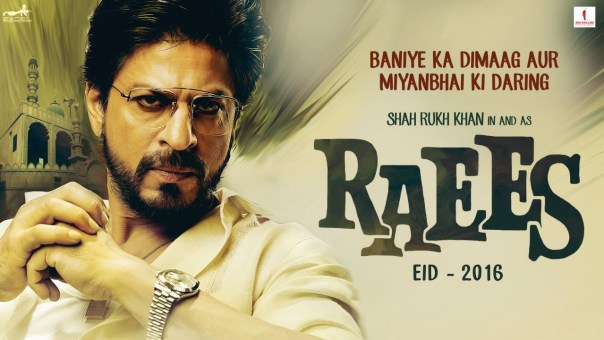 Raees Teaser