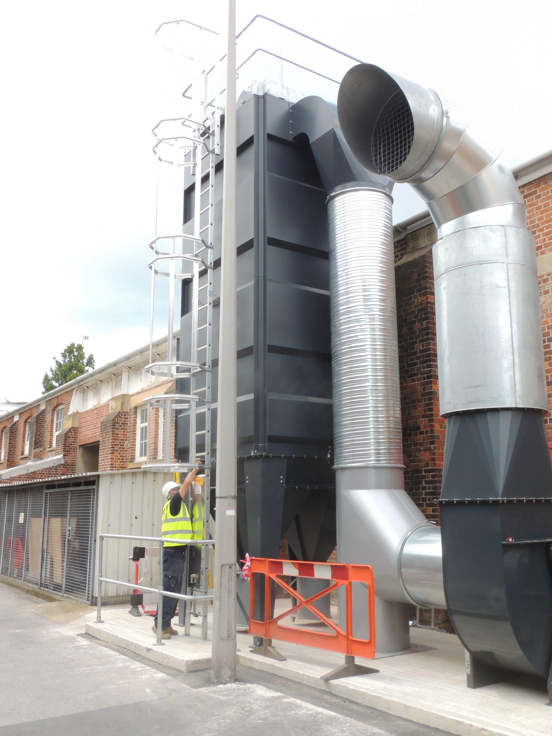 industrial maintenance services ltd portsmouth