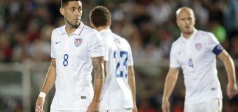 Dempsey Key as U.S. Looks to Advance Against Guatemala