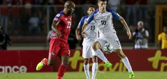 USMNT one step closer to 2018 World Cup after tying Panama 1 – 1