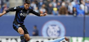 San Jose Earthquakes suffer a shattering loss to New York City FC