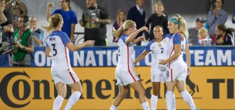 Julie Ertz leads the USWNT to dominate New Zealand