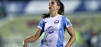 Alex Morgan gets kicked out of Disney World