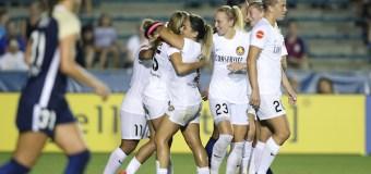 Utah upsets NCC; Orlando edges out Sky Blue