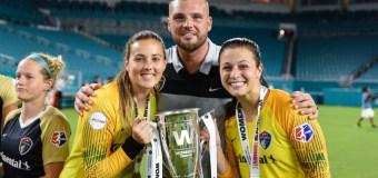 NCC claim first ever Women's International Champions Cup, defeats Olympique Lyonnais Feminin 1-0
