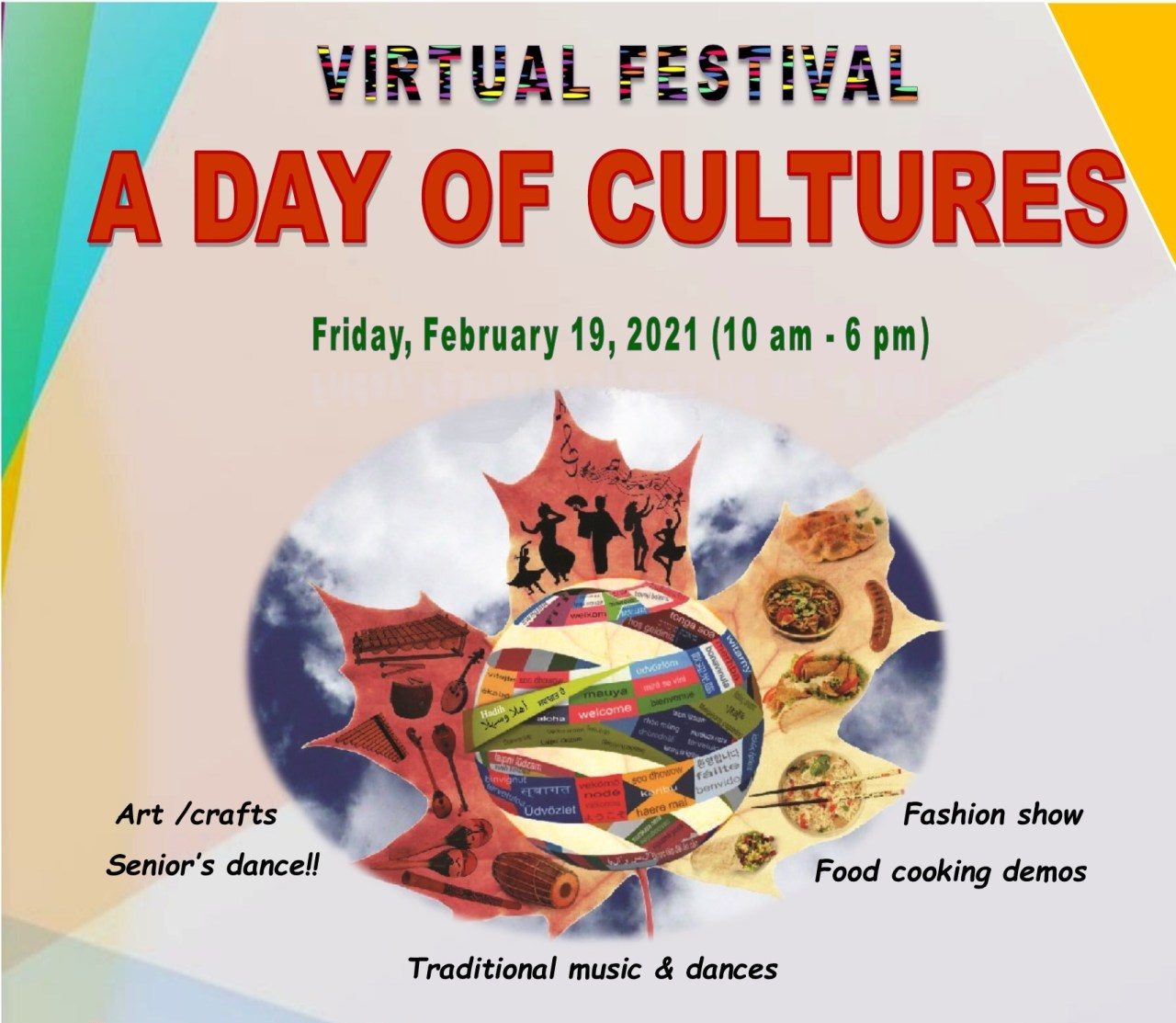 A Day of Cultures 2021