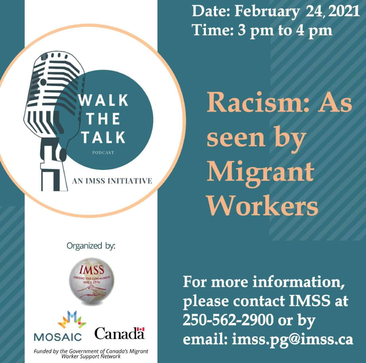 Racism: As Seen by Migrant Workers