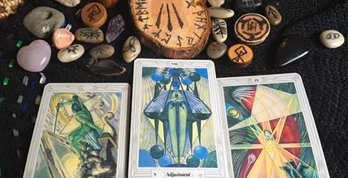 Thoth Tarot Archives - Stepping Aside