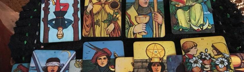 Realizing Our Dreams ~ Tarot for November, 2017
