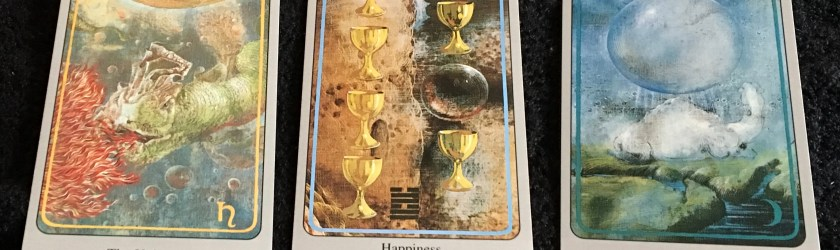 The Journey of Experience ~ Tarot for 22 December 2017