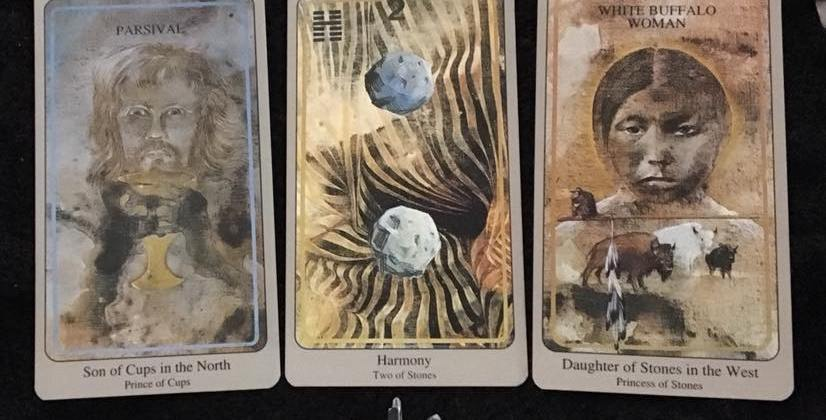 The Polarity of Service to Self/Service to Others ~ Tarot for 27 December 2017