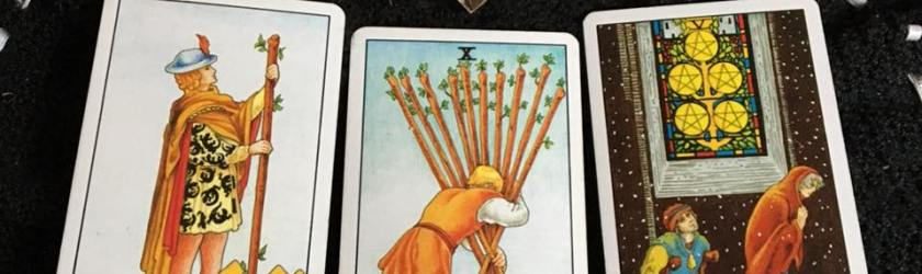 Saturday Tarot! 9 December 2017