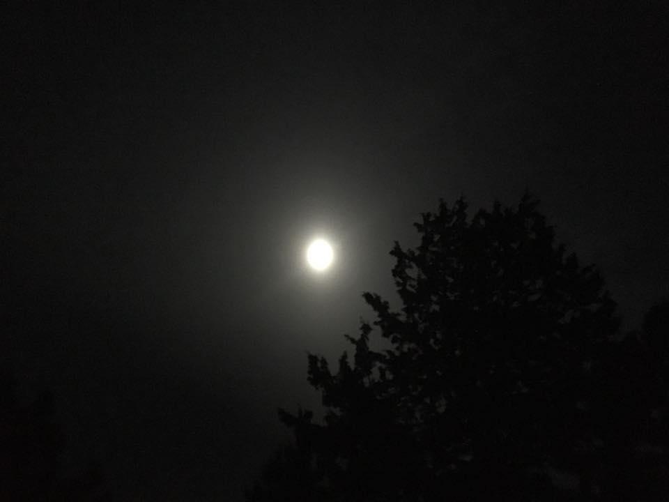 Full Wolf Moon 2018