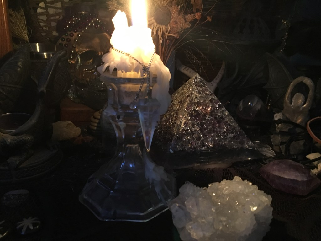 A Witch In Store On The Blog - Stepping Aside