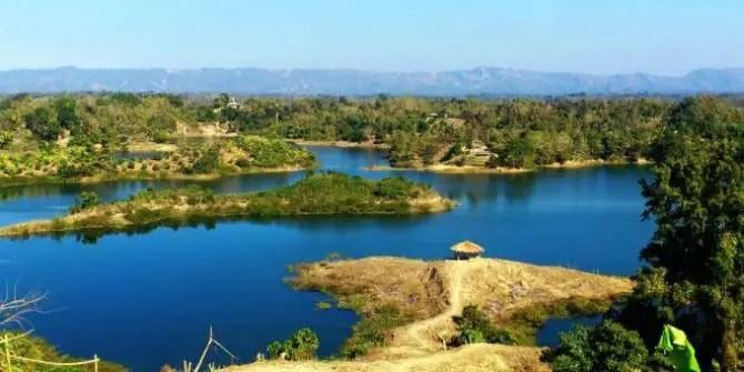 Rangamati Kaptai Lake