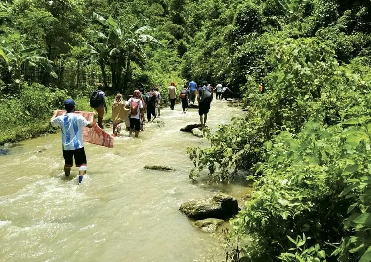 My Adventurous Trekking Story to Naw-Kata and Muppochora Falls