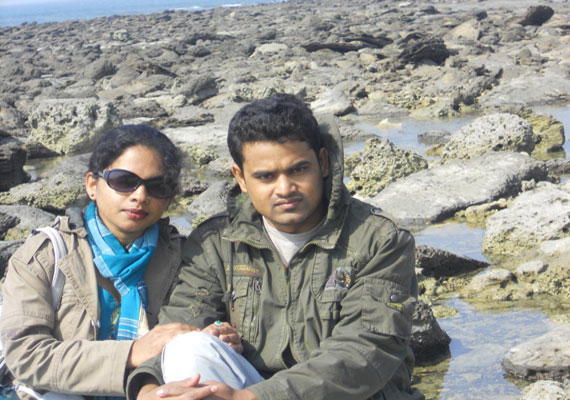 Traveling with wife