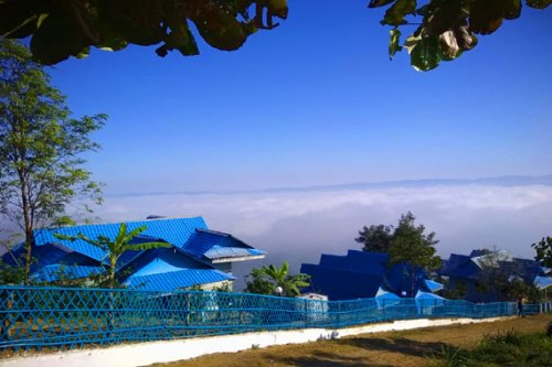 best resort bandarban