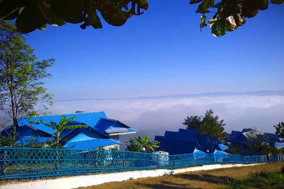 best resort bandarban