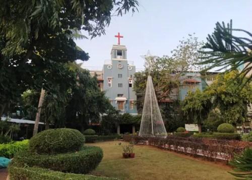 Main Building CMC Hospital