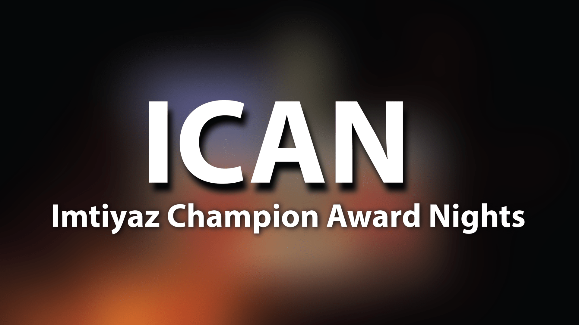 You are currently viewing iCAN2018