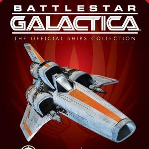 Battlestar Galactica Colonial Viper (1978) Eaglemoss
