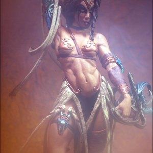Lilith Warrior Action Figure Spawn Mc Farlane Toys