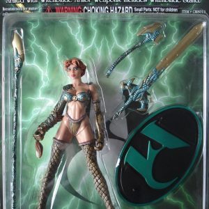 Medieval Witchblade Action Figure Moore Creations