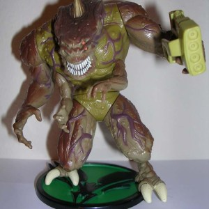 WILD C.A.T.s Daemonite Action Figure Playmates