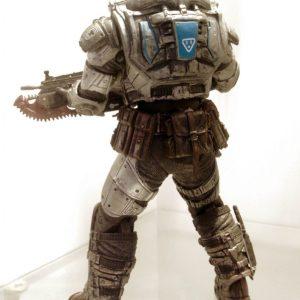 Gears of War Original Complete Set Neca