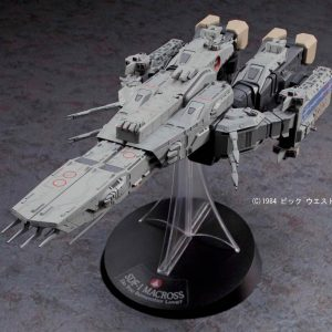 Macross SDF-1 Model Kit Movie Version Hazegawa